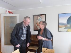 Mons Flønes ønskes velkommen inn som medlem 400 av Inger Johanne Sakshaug